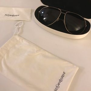 YSL MENS SUNGLASSES